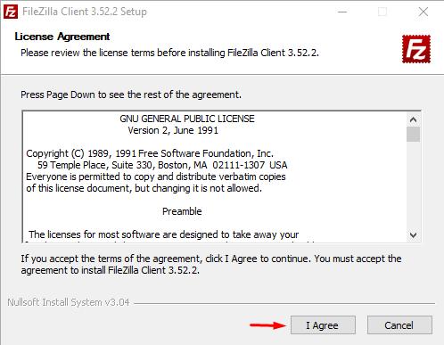 Cara Install FileZilla image 1