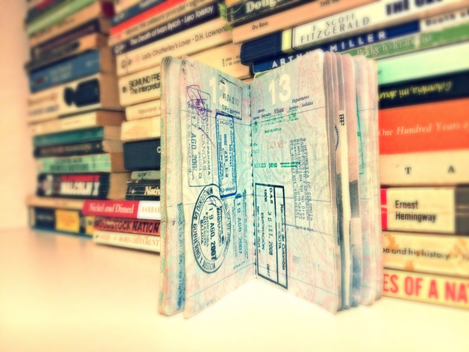 5 Things You Learn From Having a Passport