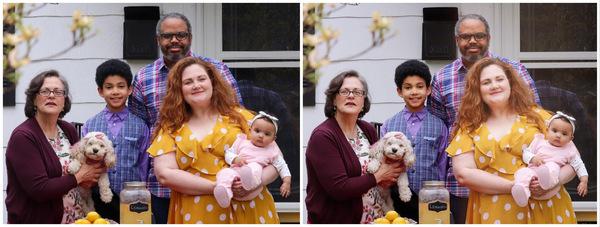 Comment prendre la photo en famille idéale
