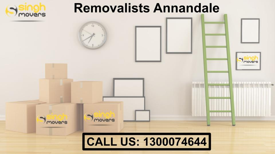 Removalists Annandale