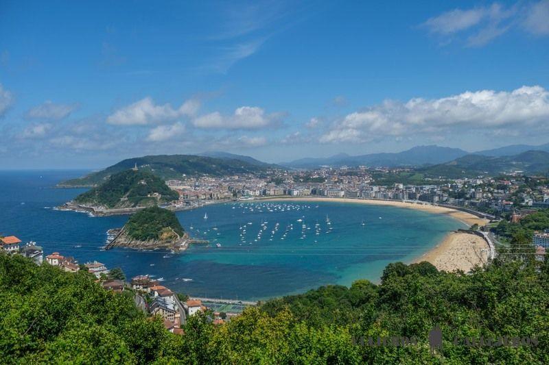 Subir al Monte Igueldo, una de las cosas que hacer en San Sebastián