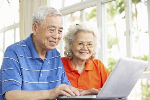 Chế độ hưu trí dành cho người lao động.