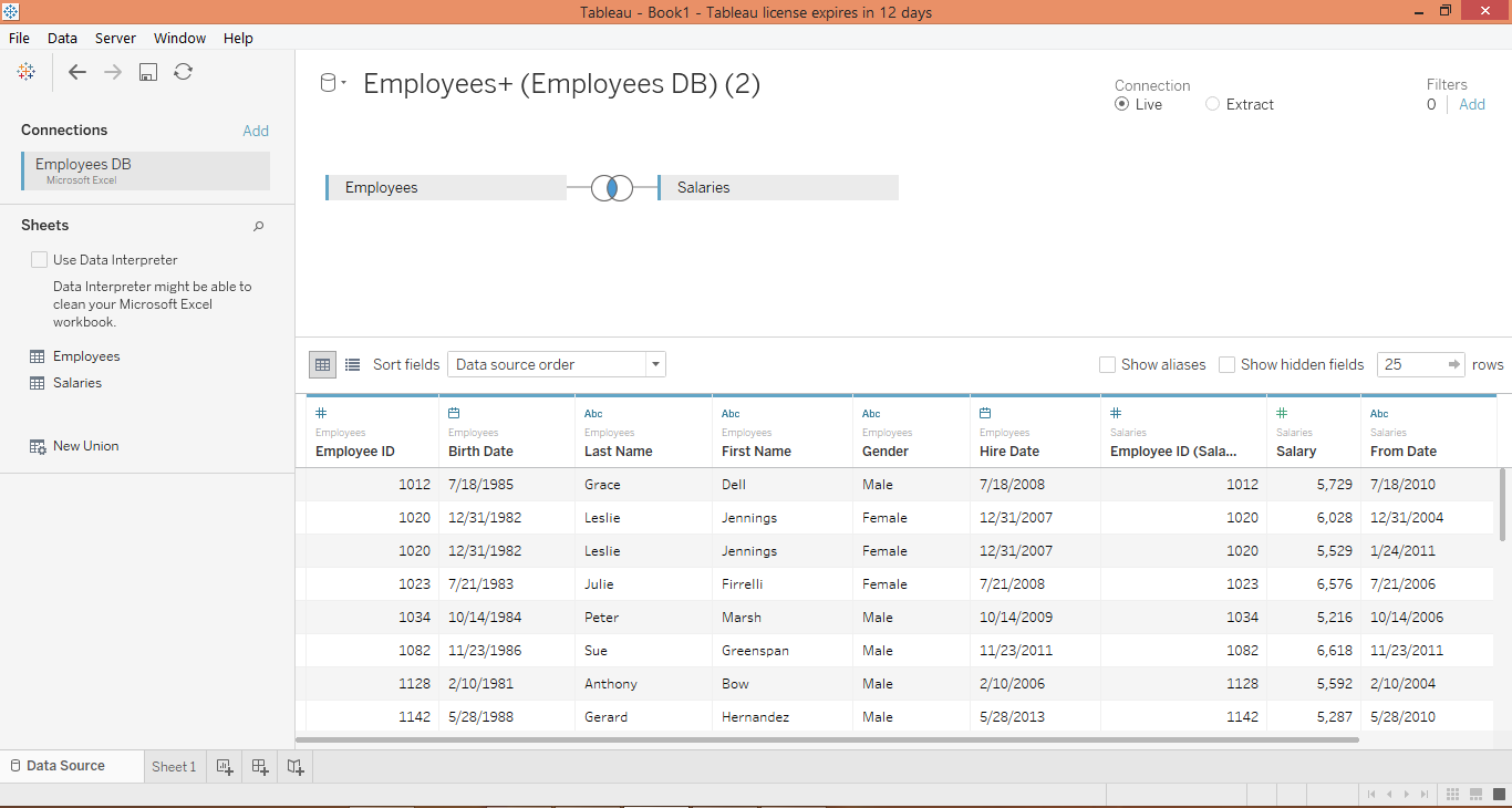 drag salary table in tableau joins2