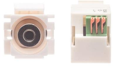 Coupler Push pin Headphone