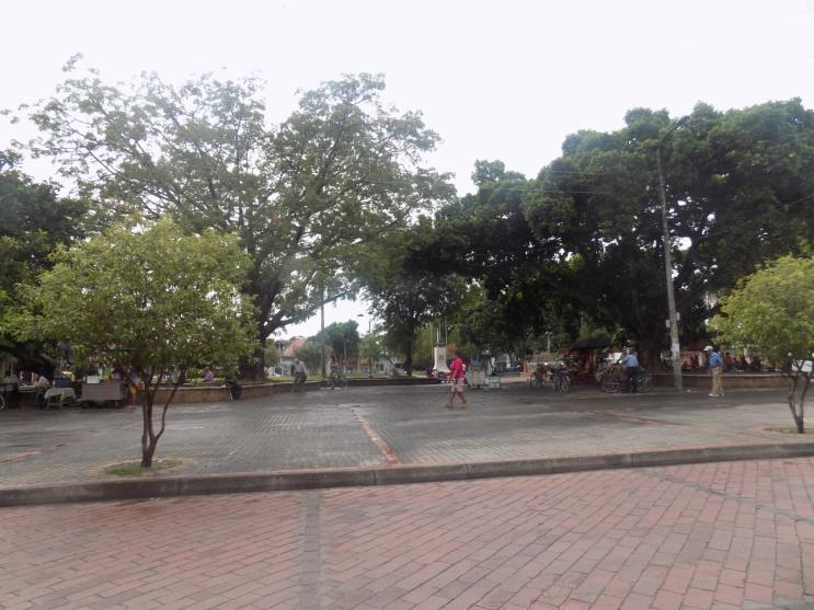 F:3.- El EspinalPlaza Simón Bolívar3.JPG