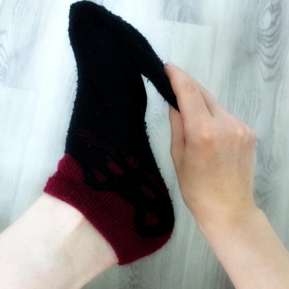 5 способов сделать из длинных носков короткие + лайфхак от ASOS