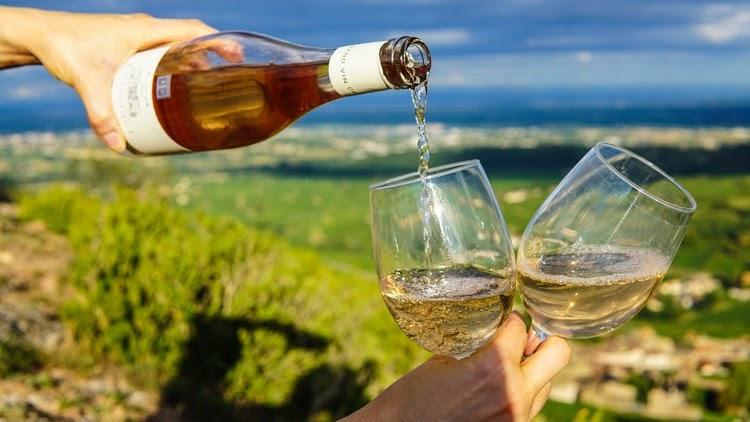 Rượu vang trắng của Pháp