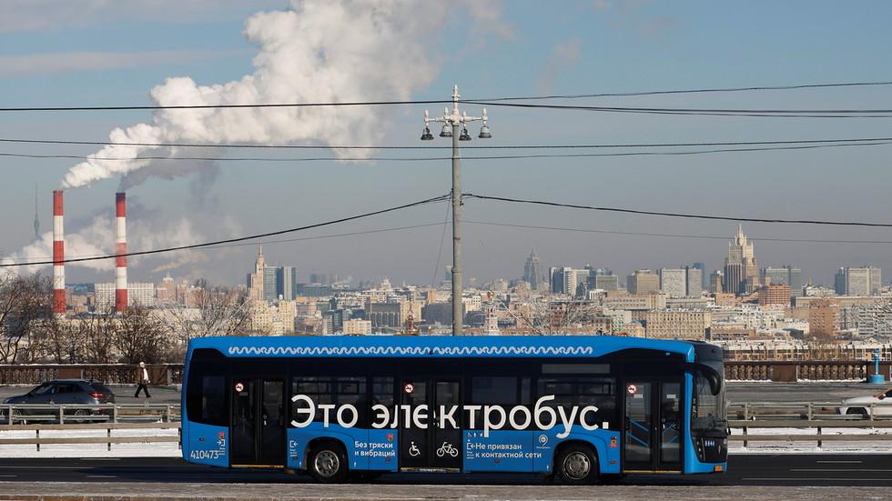 Nga cuối cùng cũng đã nắm bắt sự bùng nổ xe điện
