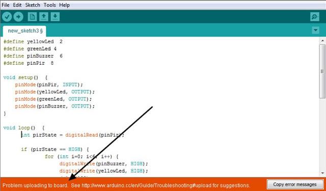 Arduino dan cara instal ide mechatronic