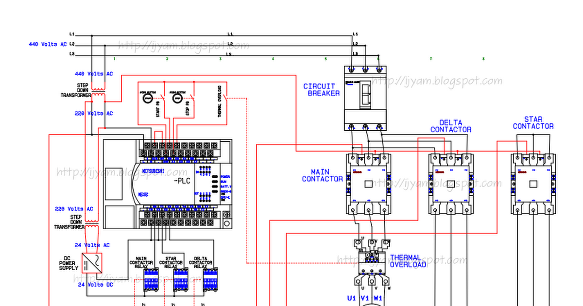 Fabulous Mitsubishi Plc Star Delta Wiring Diagram Signed Pdf Google Drive Wiring Digital Resources Remcakbiperorg