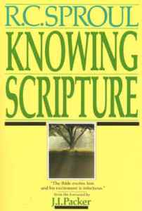 Book Sproul Knowing Scripture