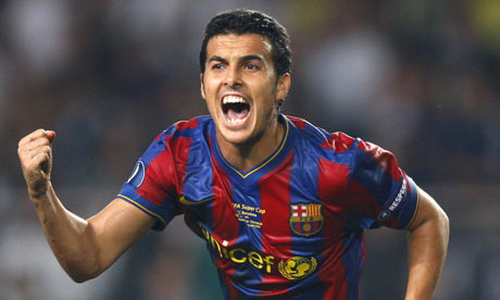 Barcelona will miss Pedro if departure to Manchester United confirmed