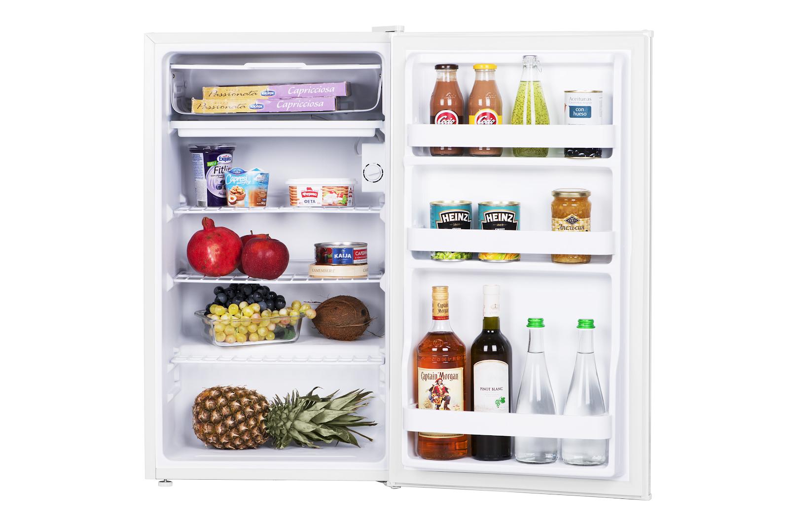 Холодильник однокамерний Ardesto DFM-90W