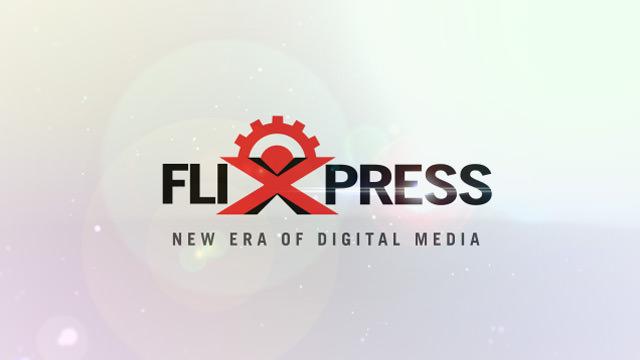Flixpress là một công cụ tạo Intro videomiễn phí hàng đầu