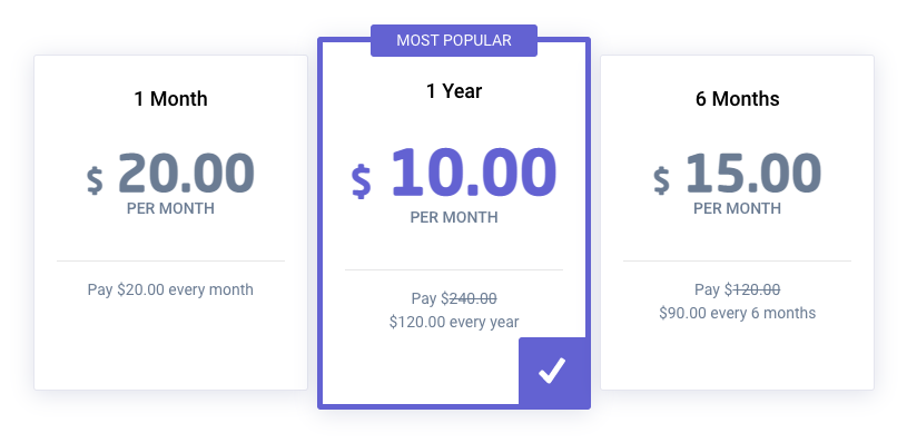 Astrill VPN pricing and plans