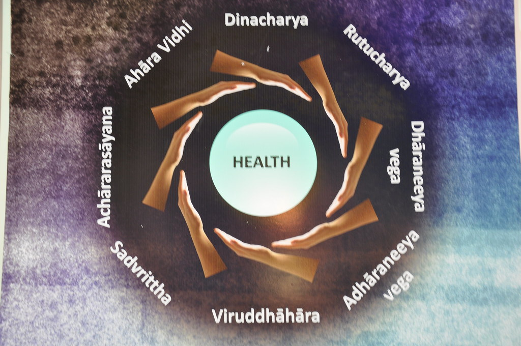 Ayurveda - Factors Prescribed to Preserve and Promote Heal… | Flickr