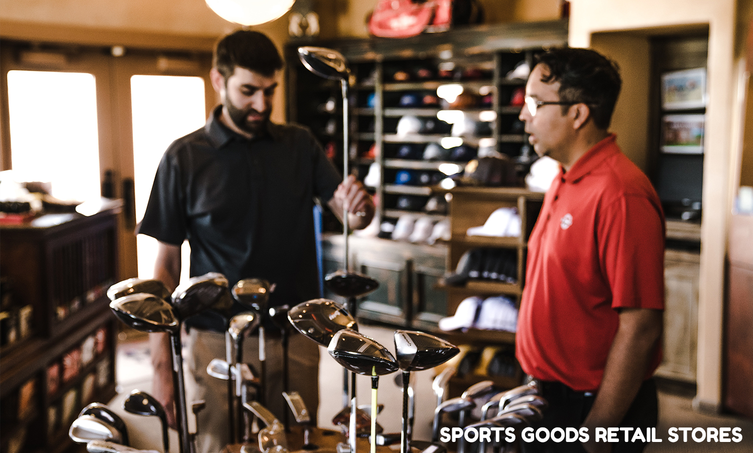 sports goods retail stores