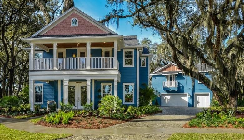 home in the FishHawk Ranch neighborhood of Lithia, FL