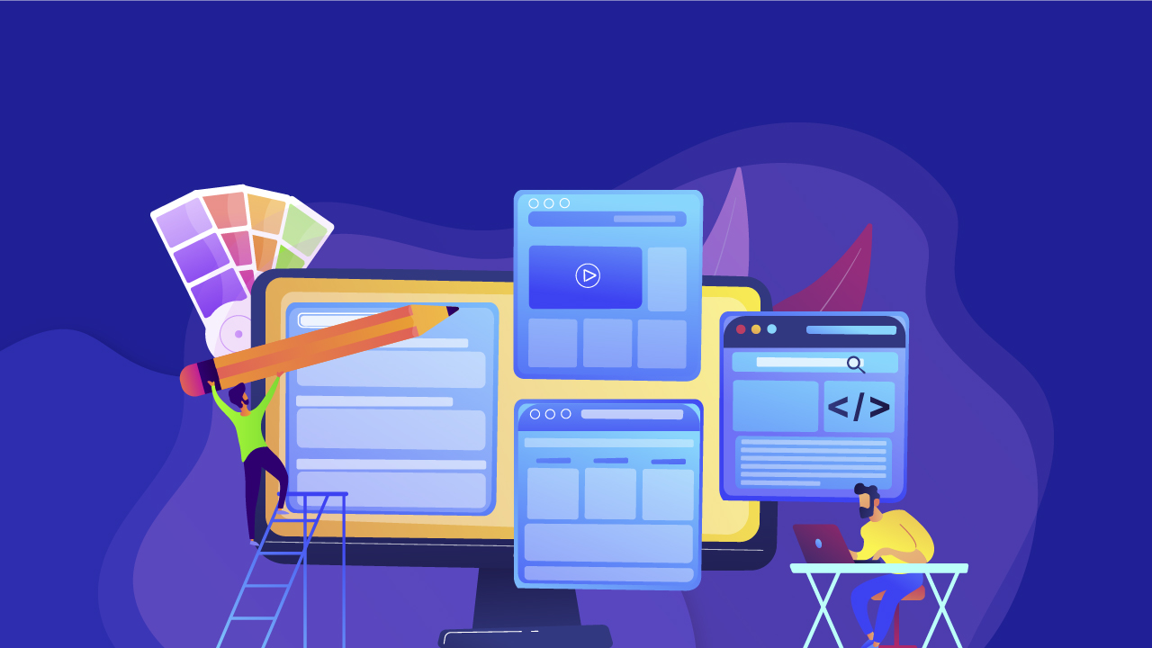 What Is The Difference Between Web Development And Web Design - Freepik Blog