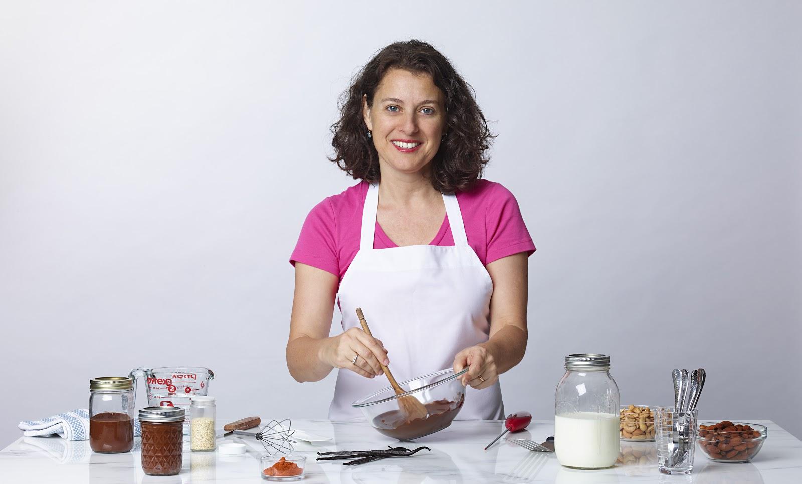 Erika Henik, CEO of Sweet on Vermont.