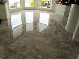 Marble Polishing by Orlando Travertine Restoration