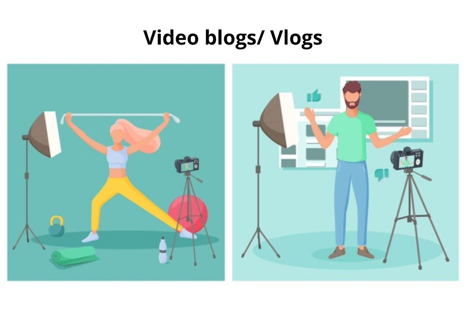 Video Vlogs business ideas