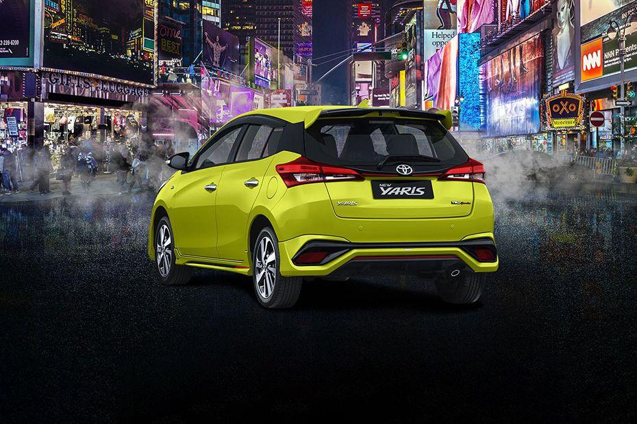 Overview Mobil: Mobil Toyota Yaris TRD Sportivo M/T menarik yang memiliki harga Rp278,850 - 246,650 01