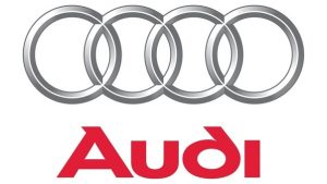 Audi Logo featuring Android Auto Compatible car