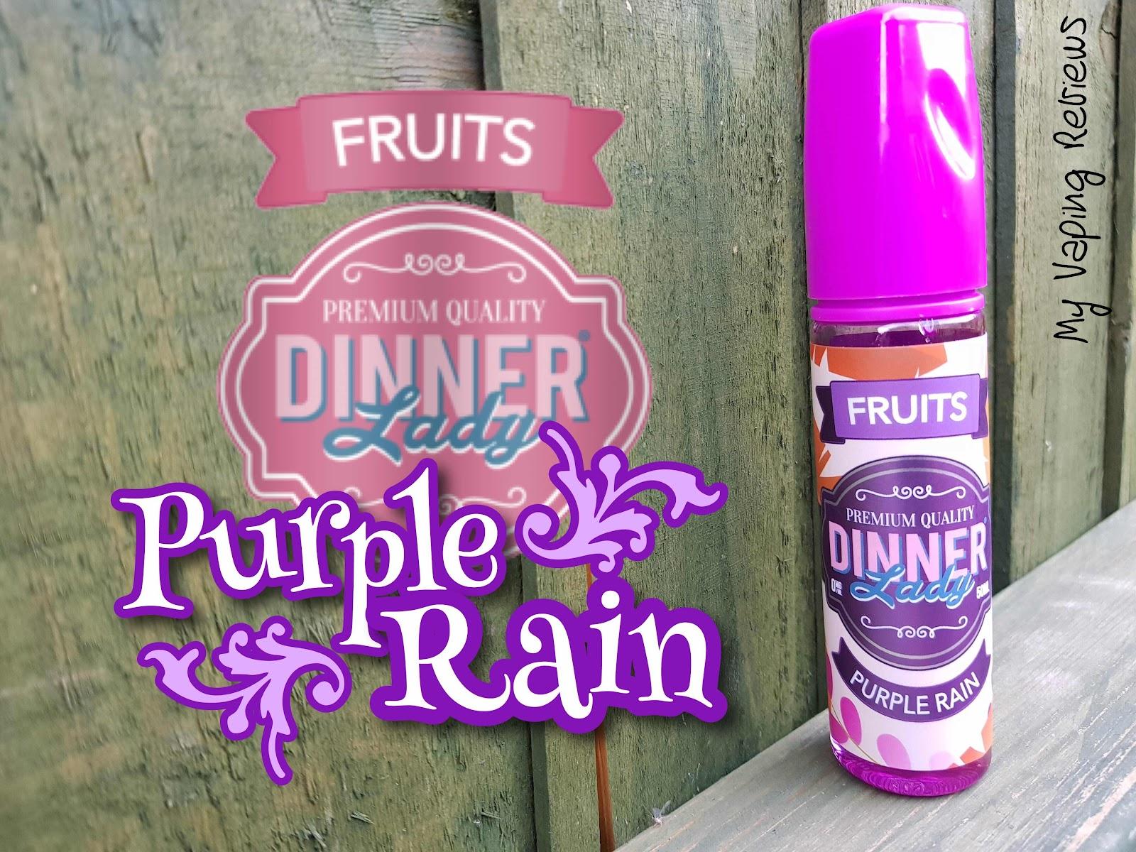 Dinner Lady Fruits Purple Rain