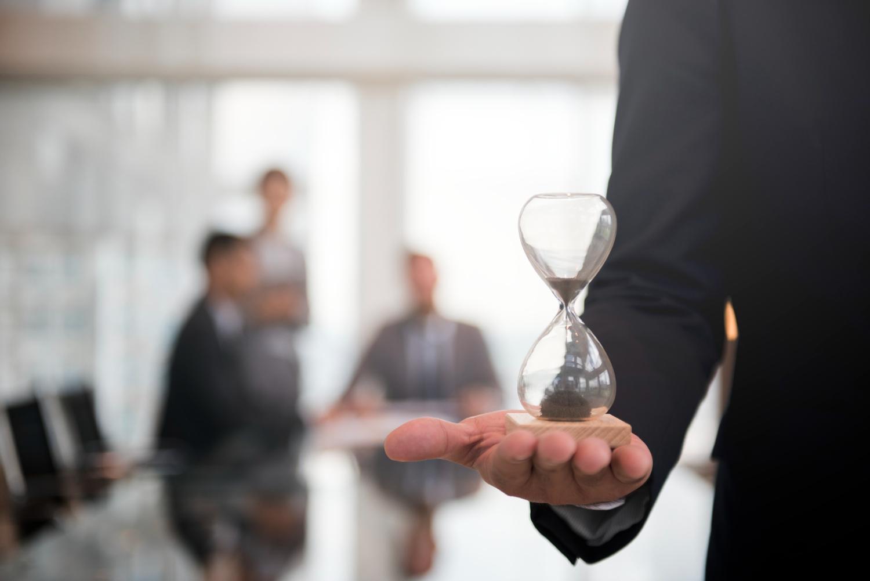 A gestão do tempo é a combinação de quantidade e qualidade