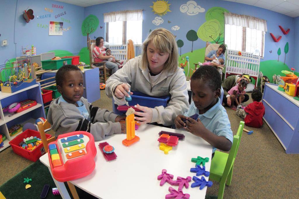 Crittenton Centers Crisis Nursery