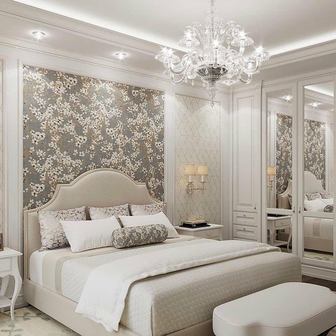 Nội thất phòng ngủ tân cổ điển 4