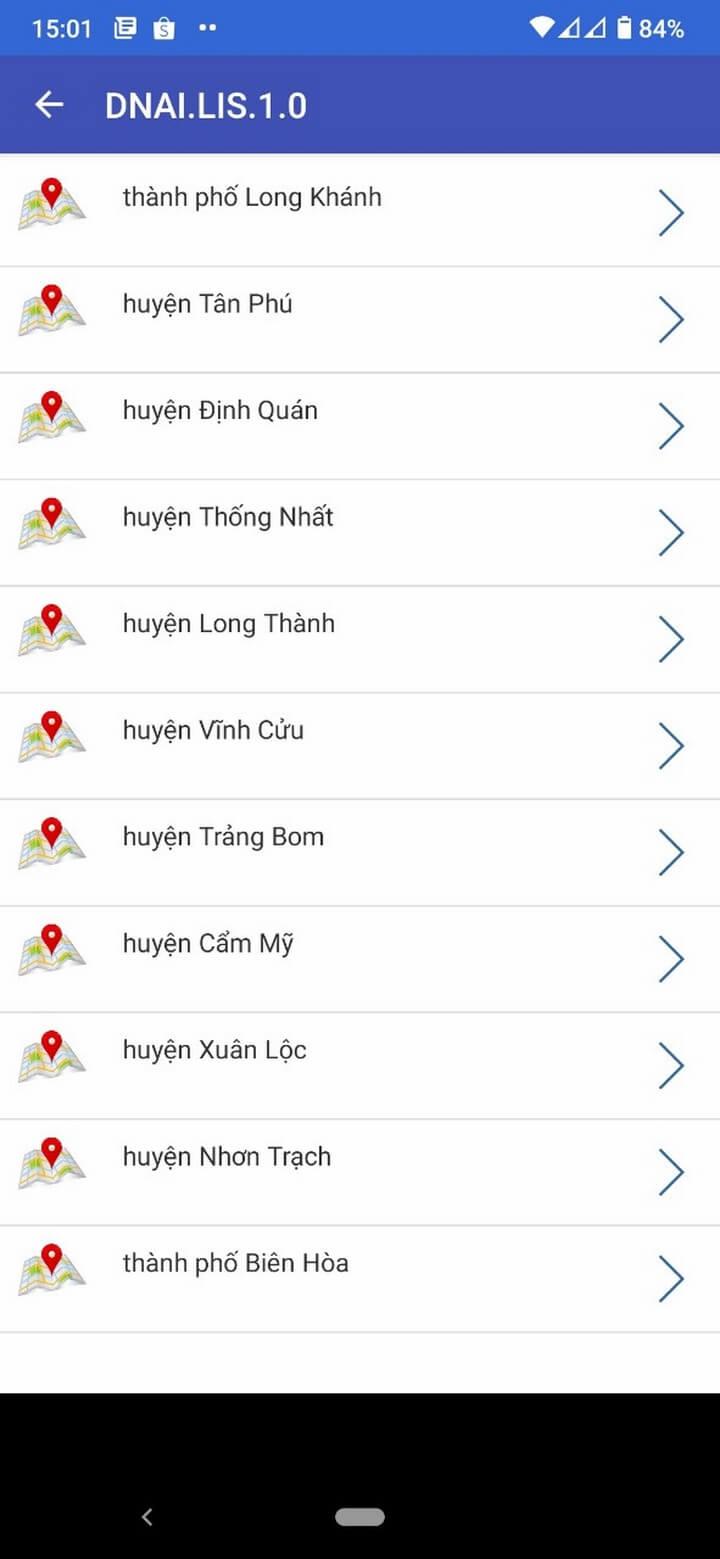 Chọn huyện ở Đồng Nai cần truy cứu