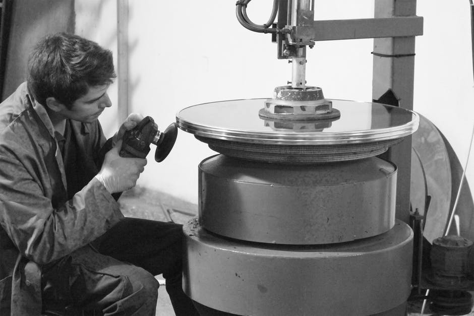 black-and-white, craftsman, industry
