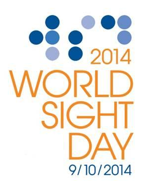 World Sight Day 2014 logo
