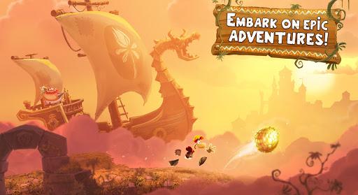 Rayman Adventures- screenshot thumbnail