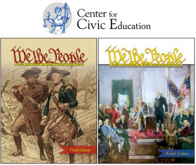 We the People now available on Actively Learn from the Center for Civic Education