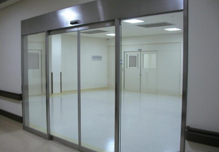 Đơn vị cung cấp đa dạng các mẫu cửa tự động