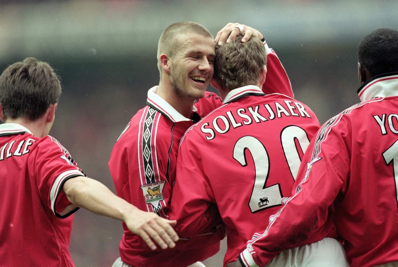 Beckham rất tin tưởng vào đồng đội cũ của mình