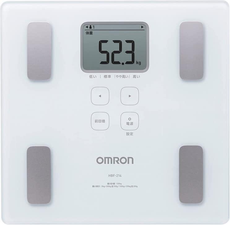 オムロン 体重・体組成計