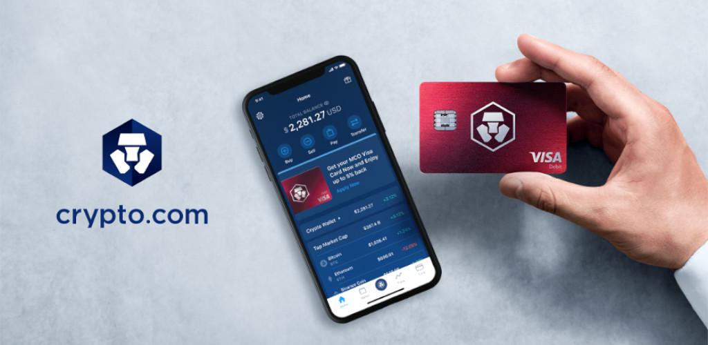 Crypto.com visa european