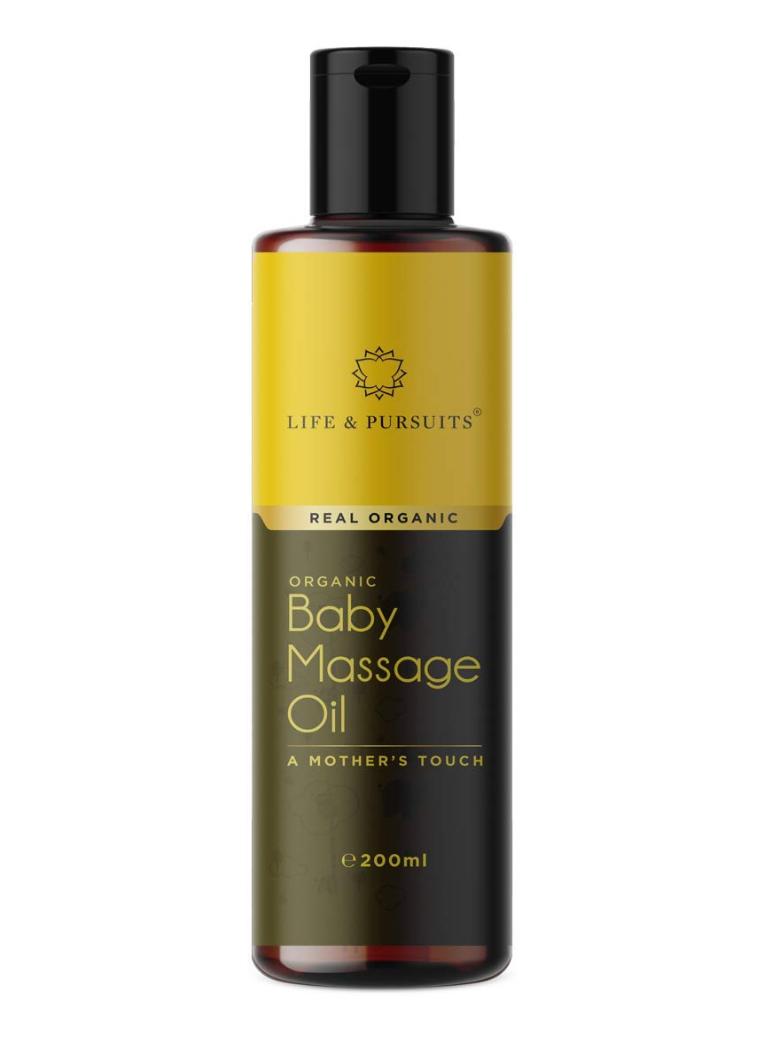 best ayurvedic oil for baby massage