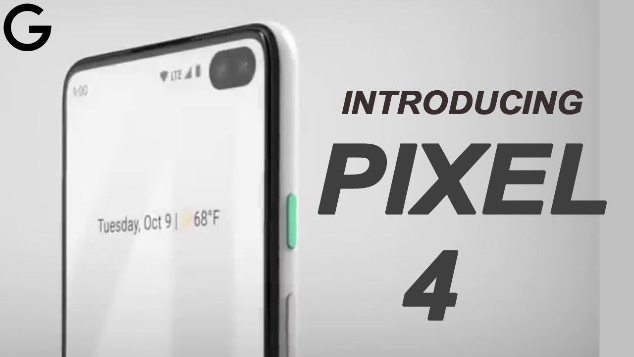 Image result for official looking pixel 4 promo video out
