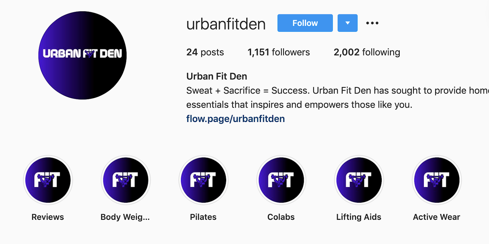 Urban Fit Den | Brands Looking for Female Influencers to Promote Fitness Products