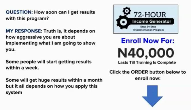 FAQ for 721G Implementation Training Program