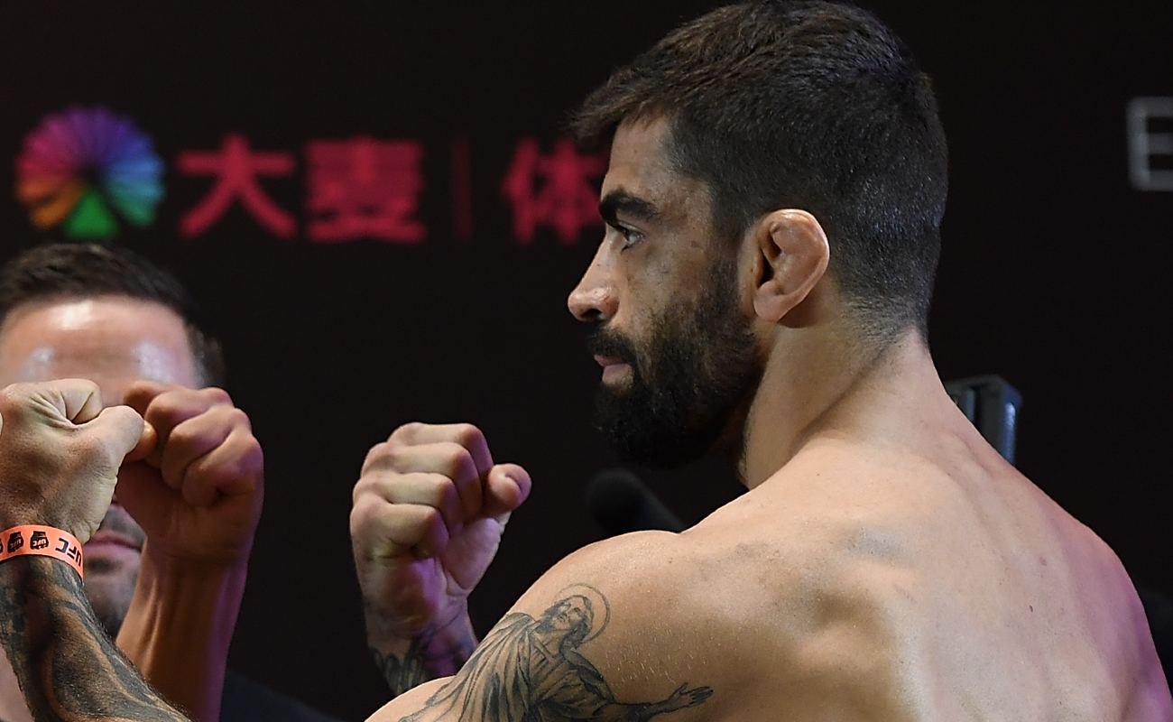 UFC Fight Night: Elizeu Zaleski