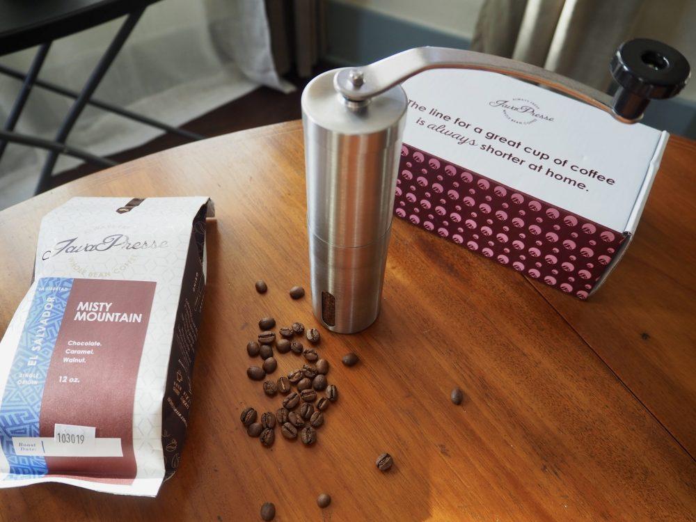 JavaPresse Coffee