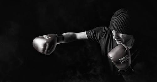 Man Doing Boxing