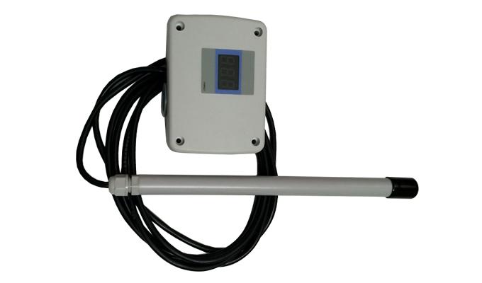 Cảm biến đo tốc độ gió trong đường ống