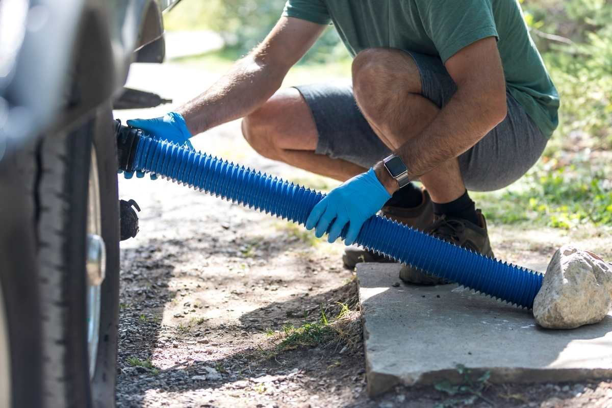 rv sewer hose must haves